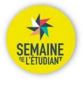 logo semaine de l'étudiant