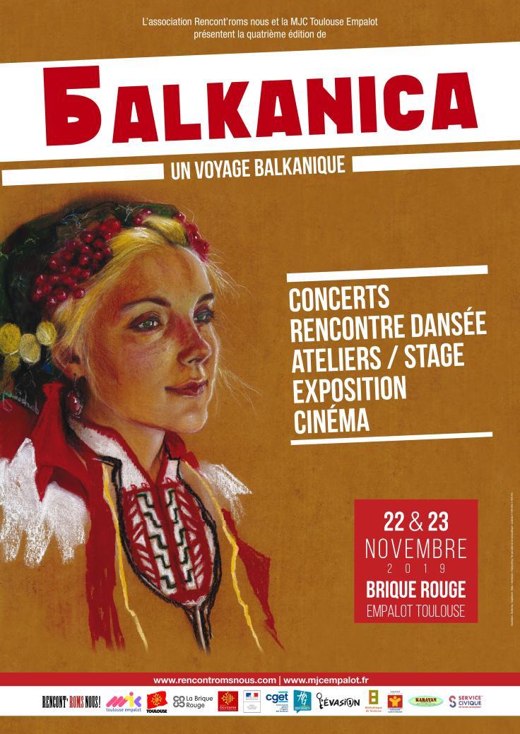 Affiche Balkanica