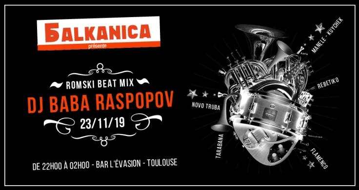 EVENT FB BLAKANICA EVASION